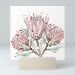 Protea #society6 #buyart Mini Art Print