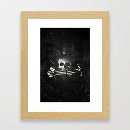 Once Were Warriors V. Framed Art Print