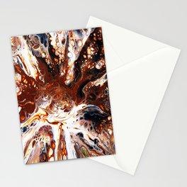 Deconstructed Caramel Sundae Stationery Cards