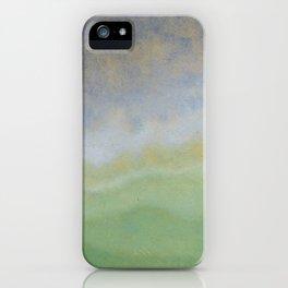 Informal texture three iPhone Case