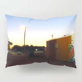 After Dark at the Waterpark Pillow Sham