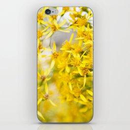 Sunshine & Flowers iPhone Skin