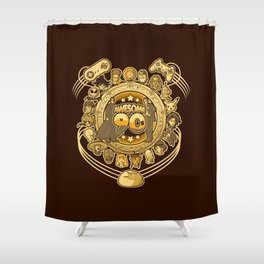 Awesome 90s Shower Curtain