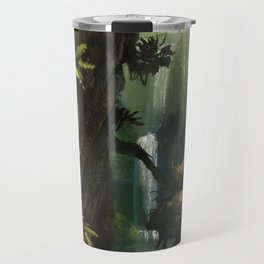 Realm of the Giant Trees | Concept Art Personal project Travel Mug