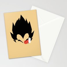 Saiyan Prince (Vegeta) Stationery Cards