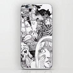 Little Alice iPhone & iPod Skin