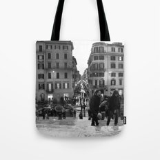 A Nice Day to be a Tourist Tote Bag