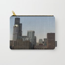 Sears Tower Dusk Carry-All Pouch