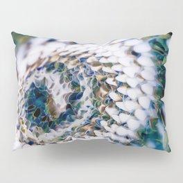 Desolating Spiral Pillow Sham