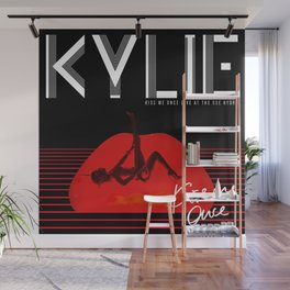 KYLIE KISS ME ONCE LIVE TOUR DATES 2019 GURITA Wall Mural
