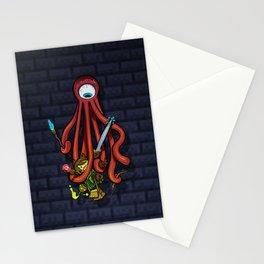 Delver RPG Stationery Cards