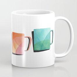 Coffee Mugs - Rainbow Colors Coffee Mug