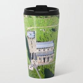 Breedon church  3 Travel Mug