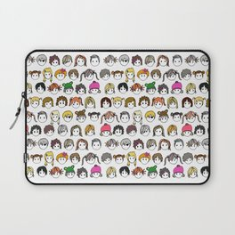 United Colours of Children (colour) Laptop Sleeve