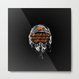 Space War Metal Print