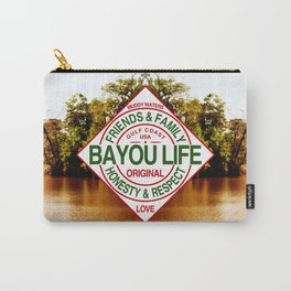 The Bayou Life Homage Carry-All Pouch