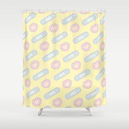 BANDAID Shower Curtain