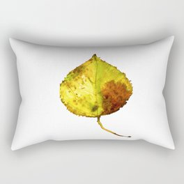 Aspen Leaf 2 Rectangular Pillow