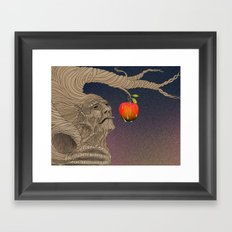 Tantalus Framed Art Print