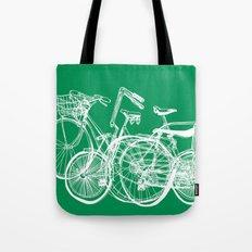 3bikes Tote Bag