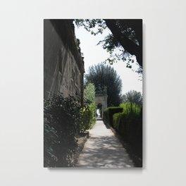 Romantic Rome Metal Print