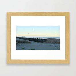 Bexhill (2017) Framed Art Print