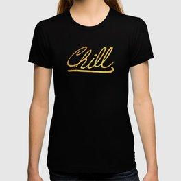 Gold Chill T-shirt