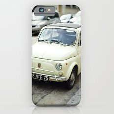 PARIS VI - FIAT 500 Slim Case iPhone 6s