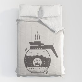 Halloween in a coffee maker!! Comforters