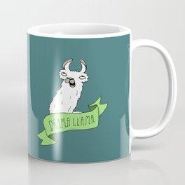 Drama Llama Coffee Mug