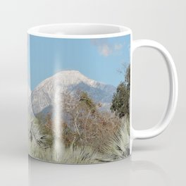 From Chaparral To Snow Coffee Mug