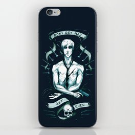 GET EVEN iPhone Skin
