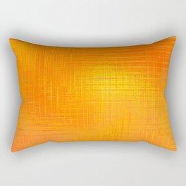 Re-Created Matrix No. 12 by Robert S. Lee Rectangular Pillow
