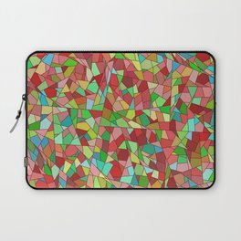 Light stained glass Laptop Sleeve