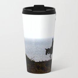 Night Rider Jackass Travel Mug