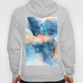 Captivate- Alcohol Ink Painting Hoody