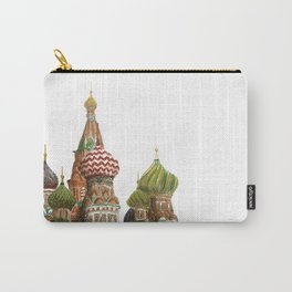 St. Basil's Cathedral - Moscow, Russia  Carry-All Pouch
