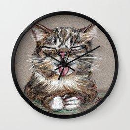 Cat *Lil Bub* Wall Clock