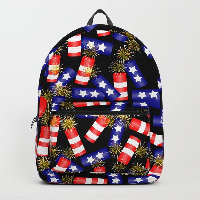 Firecracker Celebration Backpack