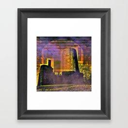 Castle-Art Framed Art Print