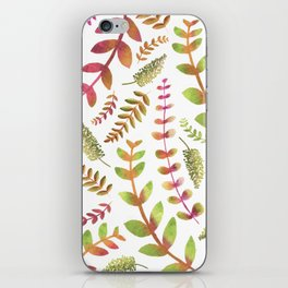 Fall Changing Leaves iPhone Skin