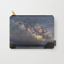 Sea of Stars at the beach Carry-All Pouch