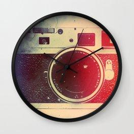 Leica dream Wall Clock