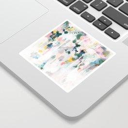 idylle Sticker