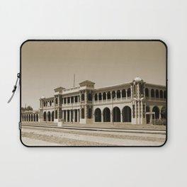 Historical Barstow Train Depot Laptop Sleeve