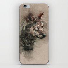 European Wolf iPhone & iPod Skin