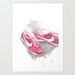Cortez Art Print