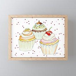 Sprinkles Bakery Framed Mini Art Print