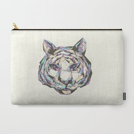 Crystal Tiger Carry-All Pouch
