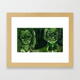 """Beetle-geuse"" #2 Framed Art Print"